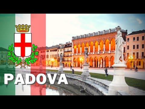 Padova 🎓 One of the oldest Italian university towns 🎓 Travel Vlog 2020