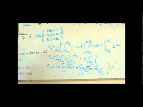 Series De Fourier parte 1