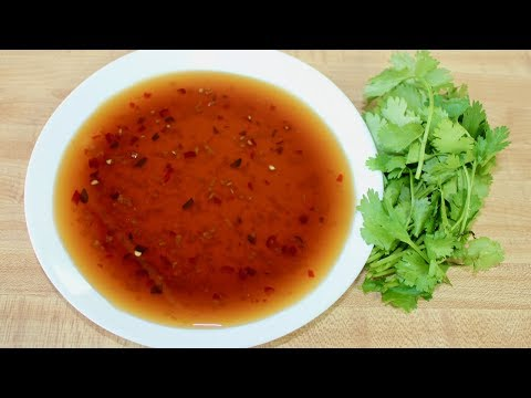 how-to-make-thai-style-sweet-chili-sauce-and-wings-with-michael's-home-cooking