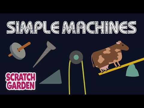 The Simple Machines Song | Science Songs | Scratch Garden