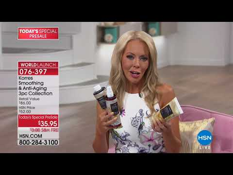 HSN | Beauty Report with Amy Morrison 05.10.2018 - 08 PM