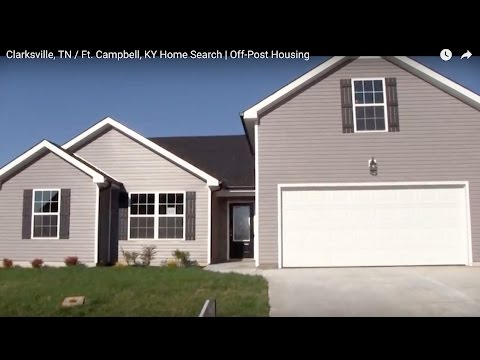Clarksville, TN / Ft. Campbell, KY Home Search  |  Off-Post Housing