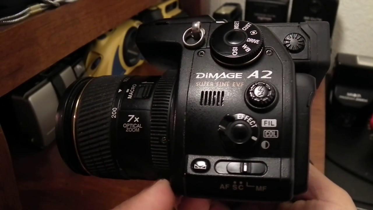 konica minolta dimage a2 digital aqp pe s collection youtube rh youtube com konica minolta dimage a2 mode d'emploi konica minolta dimage a2 camera manual