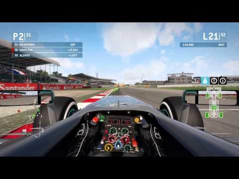 F1 2013 GP Silverstone