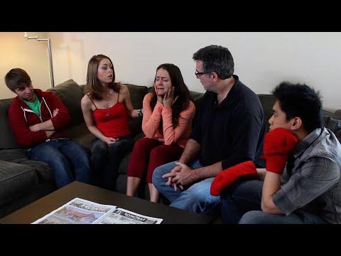 COUCHERS – Episode 6: Nikki Muller as The Chronic Masturbator Lady