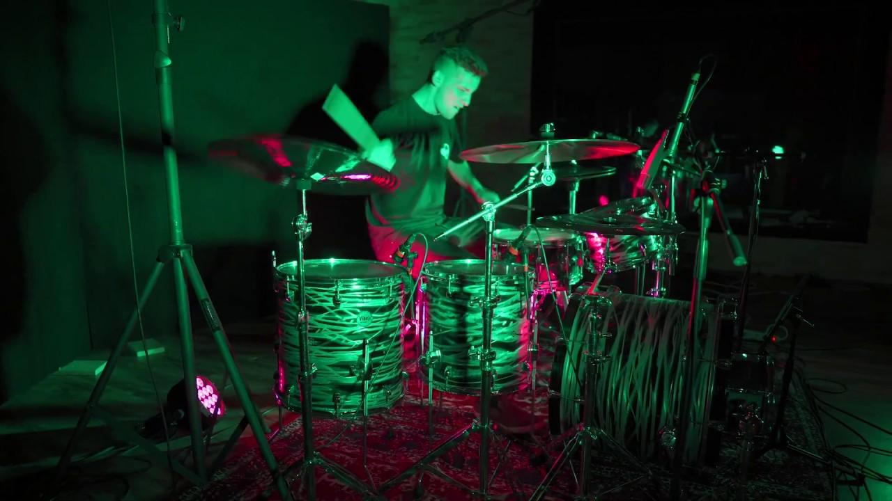 Modern Day Babylon - Impulse     drum playthrough    