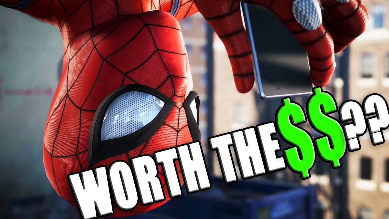 is the marvel's spider-man ps4 collector's edition and digital
