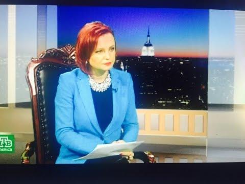 """Business Club"". Rehabilitation Center Shore View and Sea Crest. Host Yulia Rydler. NTV-America"