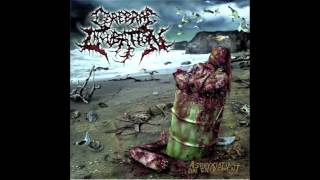 Cerebral Incubation - Asphyxiating On Excrement (Full Album) 2009 (HD)