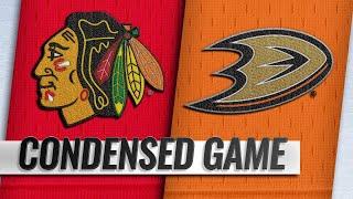 12/05/18 Condensed Game: Blackhawks @ Ducks
