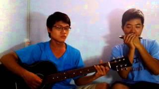 LK Trung thu vui vẻ (Harmonica + Guitar)
