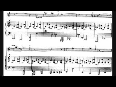 Sergei Prokofiev - Violin Sonata No. 1