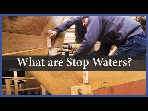 What Are Stop Waters? - Acorn To Arabella