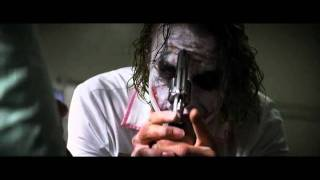 The Dark Knight - JOKER:Sono un agente del Caos
