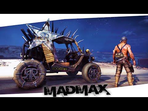 MADMAX #18 - CARRO DA ROCKSTAR ENERGY DRINK!!! (1080p60fps)
