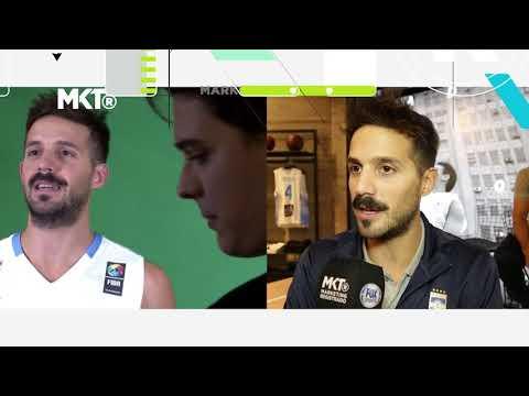 Nicolás Laprovittola y su vínculo con Jordan
