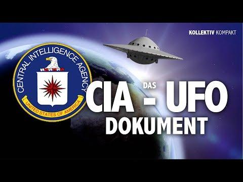 Das UFO - Dokument der CIA - Kollektiv Kompakt #3