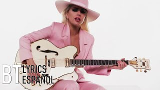 Lady Gaga - Million Reasons (Lyrics + Español) Video Official