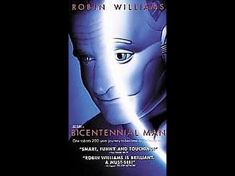 Opening To Bicentennial Man 2000 VHS - YouTube