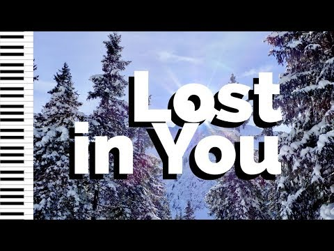 Instrumental Worship Music - Lost in you - Peaceful moments of Piano Soaking Music #PianoMessage