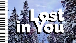 Instrumental Worship Music - Lost in you - Peaceful moments of Piano Soaking Music #PianoMessage thumbnail