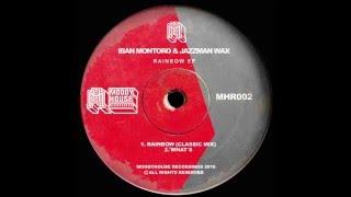 Iban Montoro, Jazzman Wax - Globber Troper image