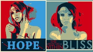 How to use the Hope Poster filter in Gimp 2.8.14 (G'MIC)