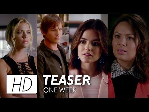 Download Pretty Little Liars Season 7B Teaser   One Week, One Final Season [HD]