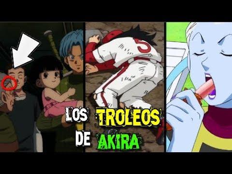 ¿Lograste notarlos? | Los 7 Trolleos de Akira Toriyama a sus personajes que nunca notaste
