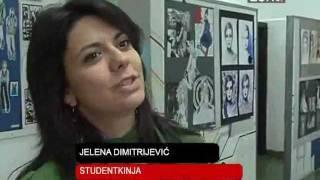 Izlozba radova studentkinje Jelene Dimitrijevic