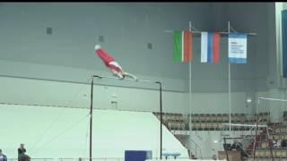 Никита Нагорный Перекладина День 2 - Чемпионат России 2017
