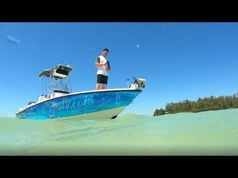 Fishing Charter Trip FAQ's Answered | Florida Fishing Charters | Triton 240 LTS Pro