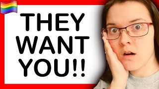 Signs A Girl Likes YOU (Body Language Signs) - LGBTQ+ Dating Advice