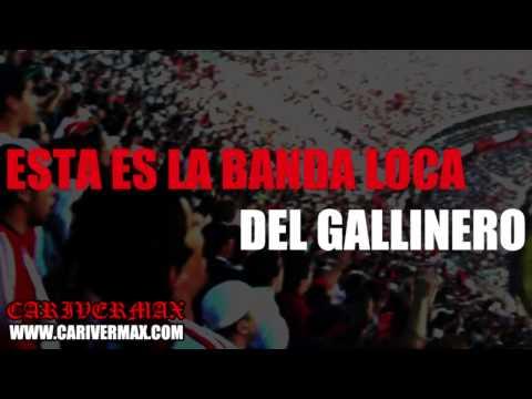 ESTA ES LA BANDA LOCA DEL GALLINERO (LETRA) RIVER PLATE - CANCIONERO CARIVERMAX