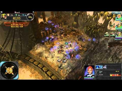 Warhammer 40K - Dawn of War - Last Stand - evildrsam,CptBoB3IP/Saru28,DAKKA DAKKA  