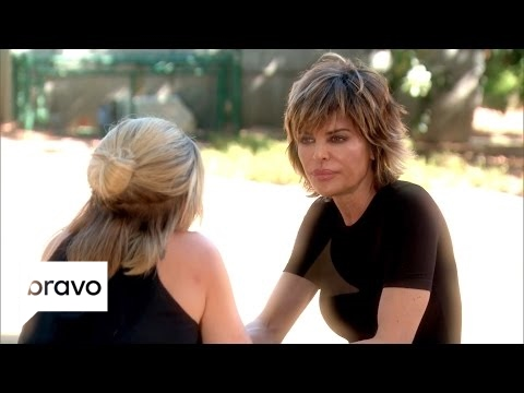 RHOBH: Lisa Rinna Confronts Eden Sassoon (Season 7, Episode 12) | Bravo
