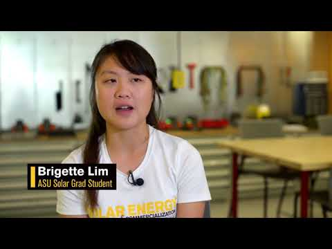 Graduate Degree in Solar Energy Engineering and Commercialization