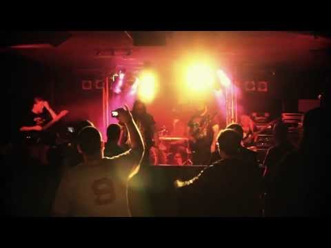 Inhuman Remnants - live at the basement Canberra 2013 - Anathema EP