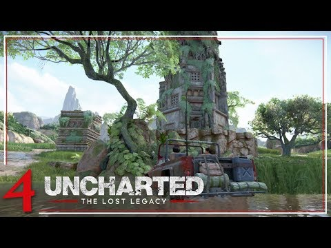 The Tower | UNCHARTED: THE LOST LEGACY | Part 4