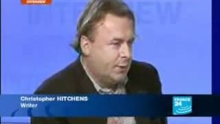 Great Christopher Hitchens Interview on French TV
