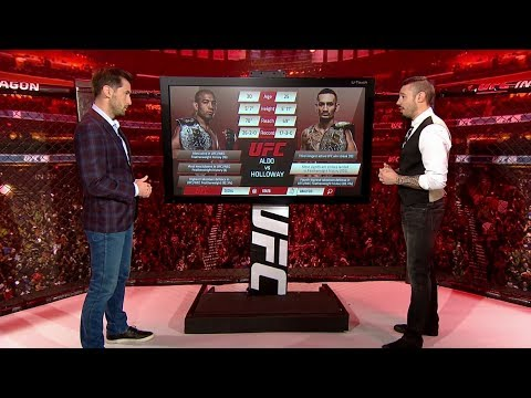 UFC 212: Inside the Octagon - Jose Aldo vs Max Holloway