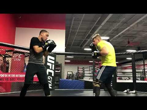 UFC Gym Sparring