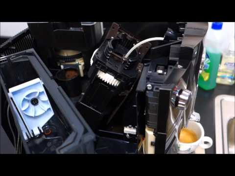 Brewing Espresso With An Open Jura C60 Youtube