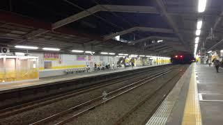 2019年10月6日に新秋津を通過する東京メトロ日比谷線13000系の甲種輸送を撮影してみた