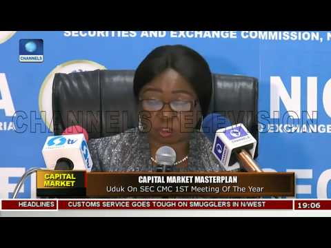 Capital Market Masterplan: Uduk-Led CMC Briefs Media On Resolutions Pt.1 |Capital Market|
