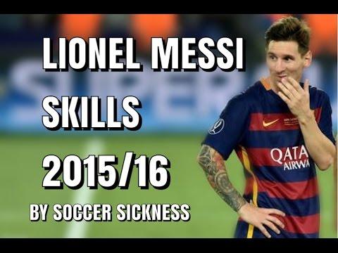 Lionel Messi Skills 2015/16 - Magisterial Leo - YouTube