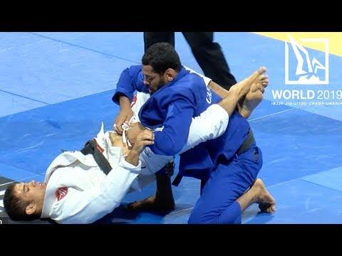 Jaime Canuto VS Otavio Sousa / World Championship 2019