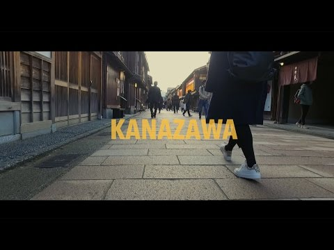 A Walk in Kanazawa City, Japan 金沢 | A short travel film shot with DJI Osmo