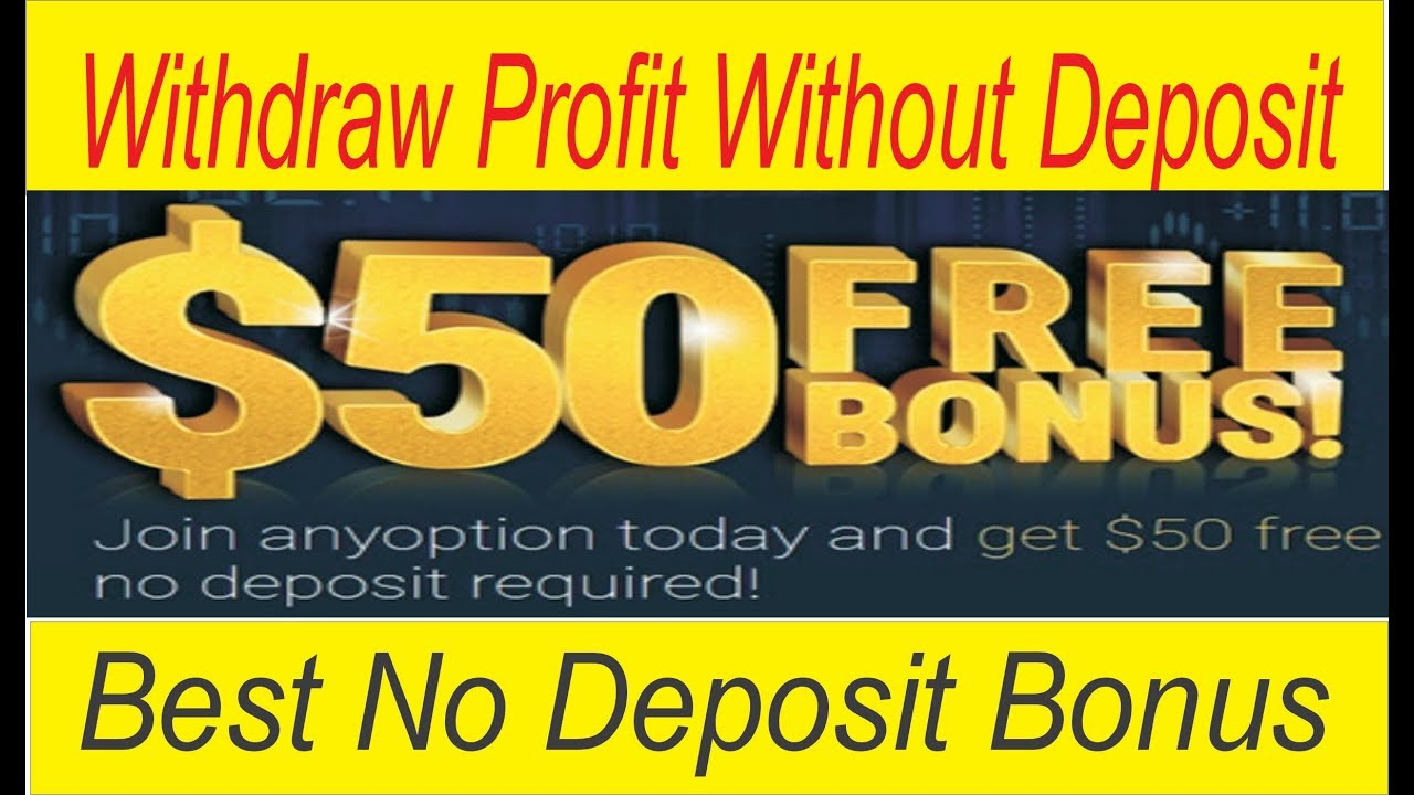 Forex without deposit