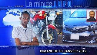 LaMinuteInfo : un sexagénaire meurt après un accident de la route